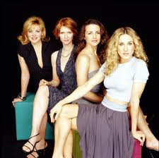 the girls of SATC