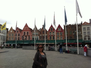 ...and so is Brugges, Belgium
