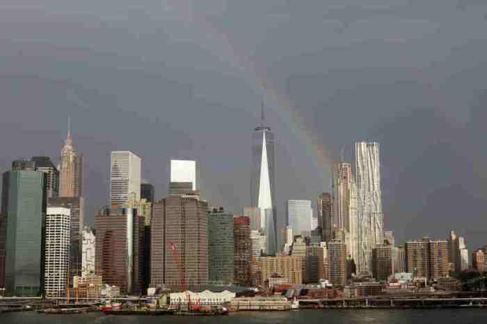9-11 rainbow